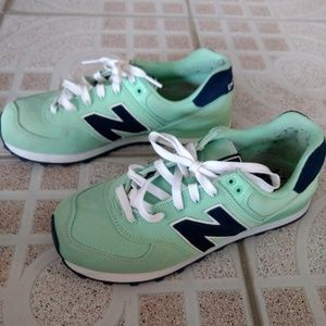 New Balance 574 Womens Sneakers Size 10